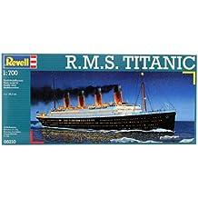Revell - Maqueta R.M.S. Titanic, escala 1:700 (05210)
