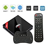 H96 Pro Plus Android 7.1 TV Box with Mini Wireless...