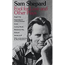 Fool for Love and Other Plays by Sam Shepard (1984-12-31)