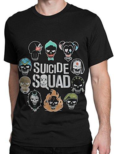 Suicide Squad Herren Suicide Squad T-Shirt XX-Large