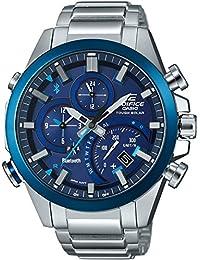 Casio Edifice EQB-500DB-2AJF - Reloj con Bluetooth y funciones inteligentes