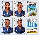 Panini WM 2014 Brasilien - Update 4 Sondersticker Italien - Extrasticker
