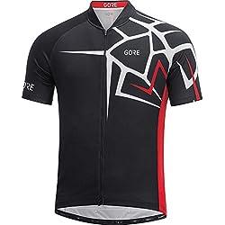 Gore Bike Wear 100266 Maillot, Hombre, Negro, XL