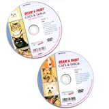 Draw & Paint Cats & Dogs with Pastel Pencils 2 x DVD Set