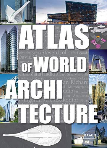 Atlas of World Architecture - Orbis Galerie