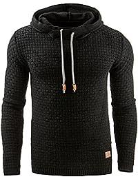Herren Kapuzenpullover Jumper Pullover - Juleya Hoodie Kapuzenpullover Sweatshirt Jacke Hemd XS-XXL