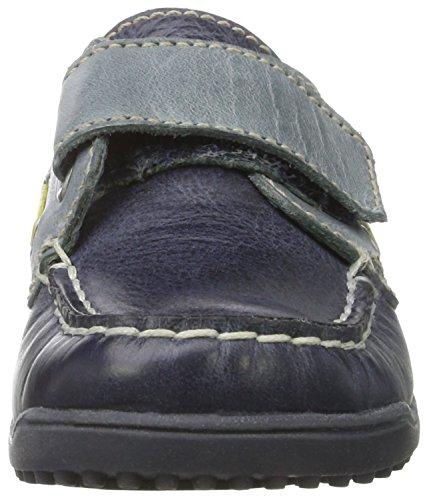Naturino Naturino 4110, Chaussures mixte enfant Bleu (Bleu-9103)
