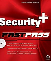 Security+ Fast Pass by James M. Stewart (2004-10-19)