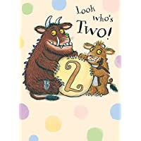 "The Gruffalo GR007""2nd"" Birthday Card"