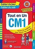 Cahier du jour/Cahier du soir Tout en Un CM1 - Nouveau programme 2016 by Collectif (2016-05-13)