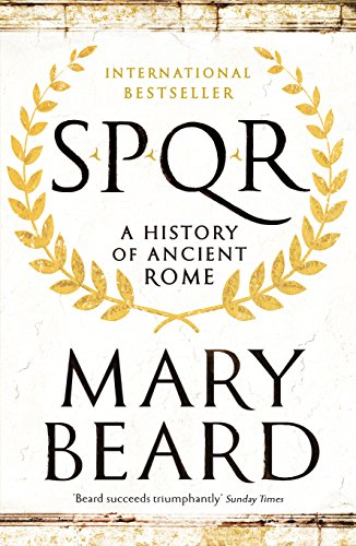 SPQR por Mary Beard