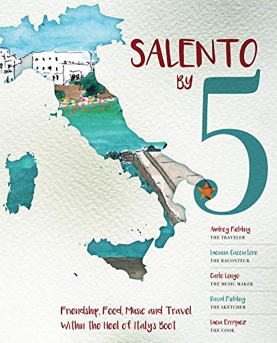 Salento by 5 (English Edition) Lucia Boot