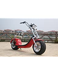 ml-sc14eléctrico motocicleta citycoco han Stock en Holland almacén