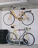 Fahrradständer - Fahrradhalter SPACER für 2 Fahrräder übereinander