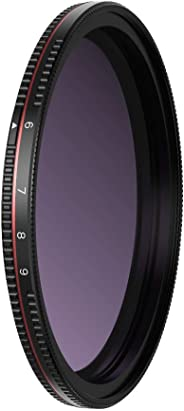 Freewell 82mm Variable ND Filter Bright Day 6 to 9 Stop