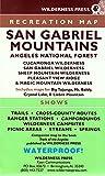 MAP San Gabriel Mountains
