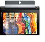 dipos I 2X Panzerfolie matt passend für Lenovo Yoga Tablet 3 (10 Zoll) Schutzfolie 9H Displayschutz-Folie