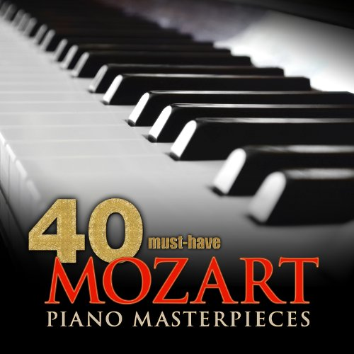 40 Must-Have Mozart Piano Mast...