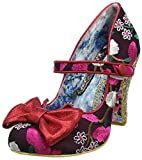 Irregular Choice Women�s Fancy This Mary Janes, Red (Red Multi), 8.5 UK 43 EU