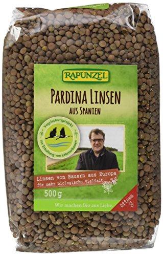 Rapunzel Pardina Linsen aus Spanien, 6er Pack (6 x 500 g)*