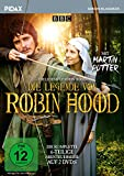 Die Legende von Robin Hood (The Legend of Robin Hood) / Die komplette 6-teilige Abenteuerserie (Pidax Serien-Klassiker) [2 DVDs]