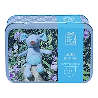 Apples to Pears Crafty Creatures Milly Mouse