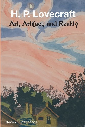 H. P. Lovecraft: Art, Artifact, and Reality by Mariconda, Steven J. (2013) Paperback