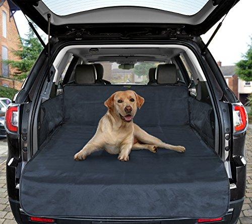 Housse de protection de coffre pour chiens tapis de for Housse protection coffre chien