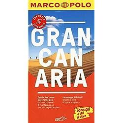 """Libro """"Gran Canaria. Con atlante stradale"""""""