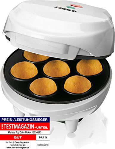 Melissa Pop De Cake Maker 16250073 Color Blanco de 30 sticks