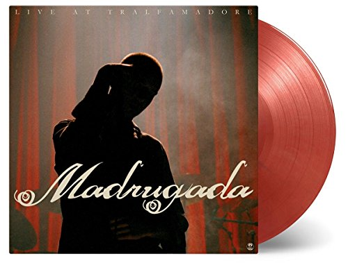 Madrugada: Live at Tralfamadore (Ltd Gold/Red Mixed Vinyl) [Vinyl LP] (Vinyl)