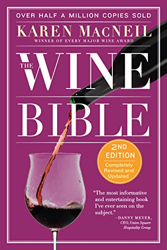 The Wine Bible por Karen MacNeil