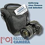 Dörr 456412Licol Classic L Housse pour Appareil photo/caméra SLR avec objectif Noir