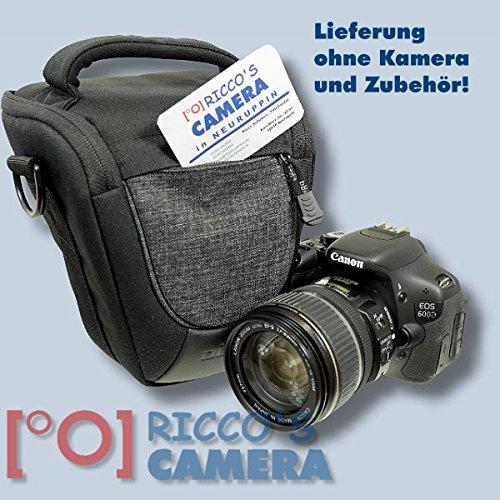 DÖRR Halfter Fototasche Classic L schwarz Extra Large Camera Bag