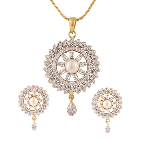 swasti-jewels-womens-american-diamond-cz-traditional-fashion-jewellery-set-pendant-earrings-gold