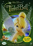 Walt Disney Tinkerbell Enter the World of fairies DVD U.S.A Region Code