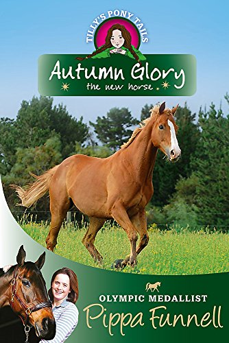 Autumn Glory the New Horse: Book 12 (Tilly's Pony Tails, Band 12)