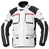 Held 6450-00_72_XL Jacket, Grey/Red