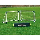 fu balltor mini soccer goal 17 f r kinder und jugendliche aller altersstufen geeignet. Black Bedroom Furniture Sets. Home Design Ideas