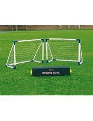 Fußballtor Set / Mini-Soccer Goal 16 Set (2 Tore) - für Kinder und Jugendliche aller Altersstufen geeignet!