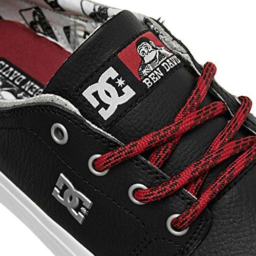 DC Shoes Trase X Ben Davis - Chaussures Basses Homme ADYS300221 Noir