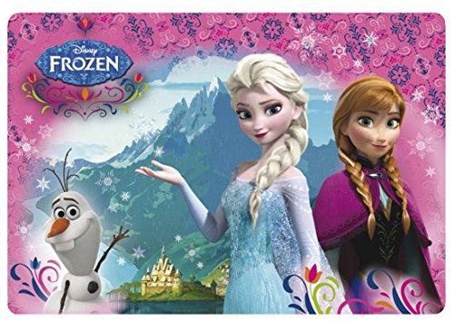 Disney Frozen Tischset - Tischset / Platzset Frozen Die Eiskönigin