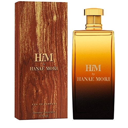 Hanae Mori - Him Men Eau de Parfum Spray 50 ml