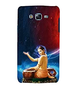 printtech Lord God Buddha Back Case Cover for Samsung Galaxy J2 / Samsung Galaxy J2 J200F