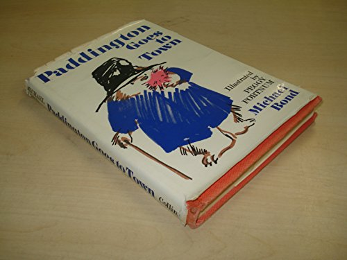 Download Paddington Goes To Town Illustrations By Peggy Fortnum