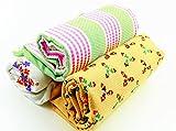 #8: Vadmans Mal-Mal (muslin)soft cotton bath towel full size pack of 3