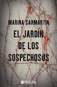 El jardín de los sospechosos par Marina Sanmartín