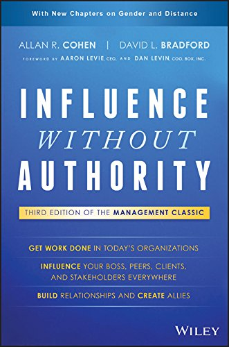 Influence Without Authority. (English Edition)