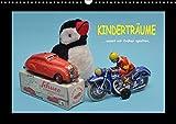 Kinderträume - Womit wir früher spielten (Wandkalender 2018 DIN A3 quer): Beliebtes Spielzeug aus den 50er und 60er Jahren (Monatskalender, 14 Seiten ... [Apr 01, 2017] Huschka, Klaus-Peter