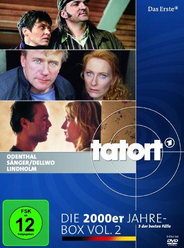 Tatort - Die 2000er Jahre, Vol. 2 (3 DVDs)